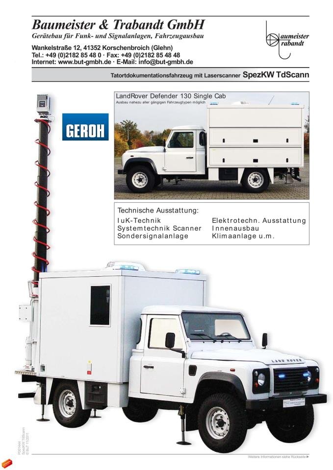Geroh Spindle Masts